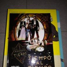 Cómics: EL MINISTERIO DEL TIEMPO-TIEMPO AL TIEMPO-ALETA. Lote 172222439