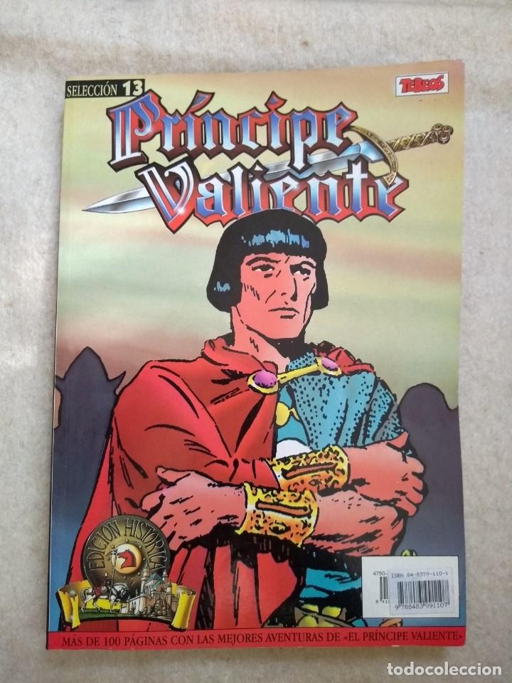 Cómics: Lote El Príncipe Valiente - 9 retapados con 36 fascículos en total - Foto 4 - 172276255