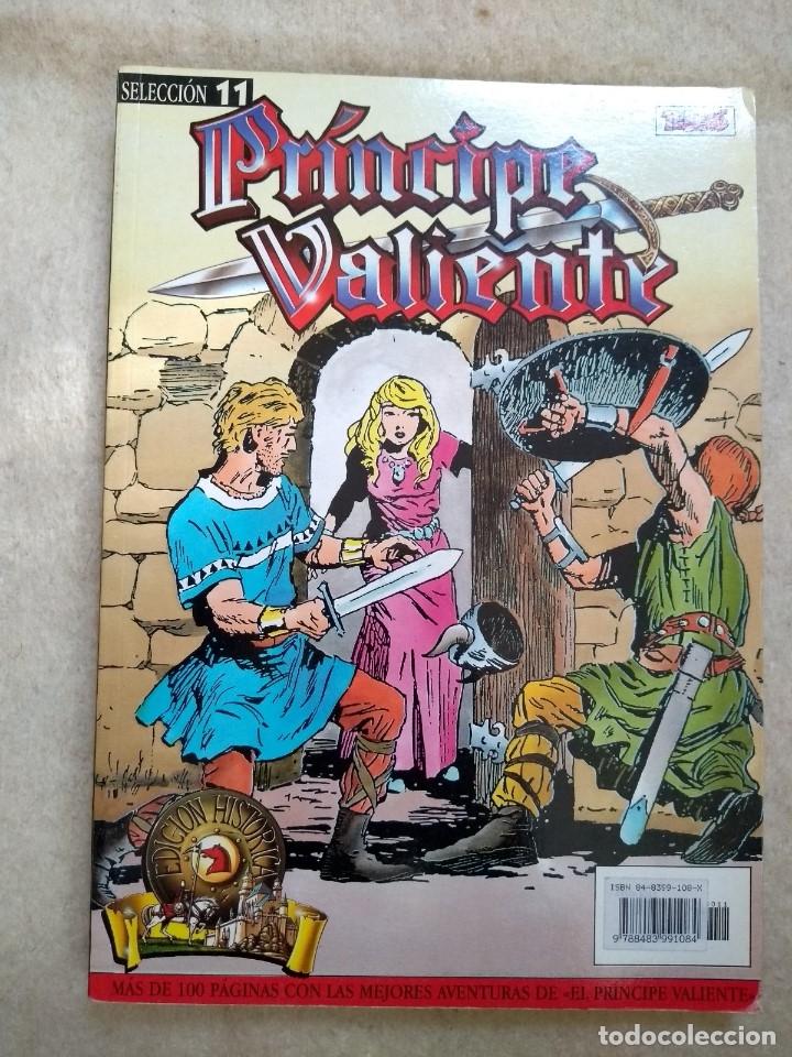 Cómics: Lote El Príncipe Valiente - 9 retapados con 36 fascículos en total - Foto 6 - 172276255
