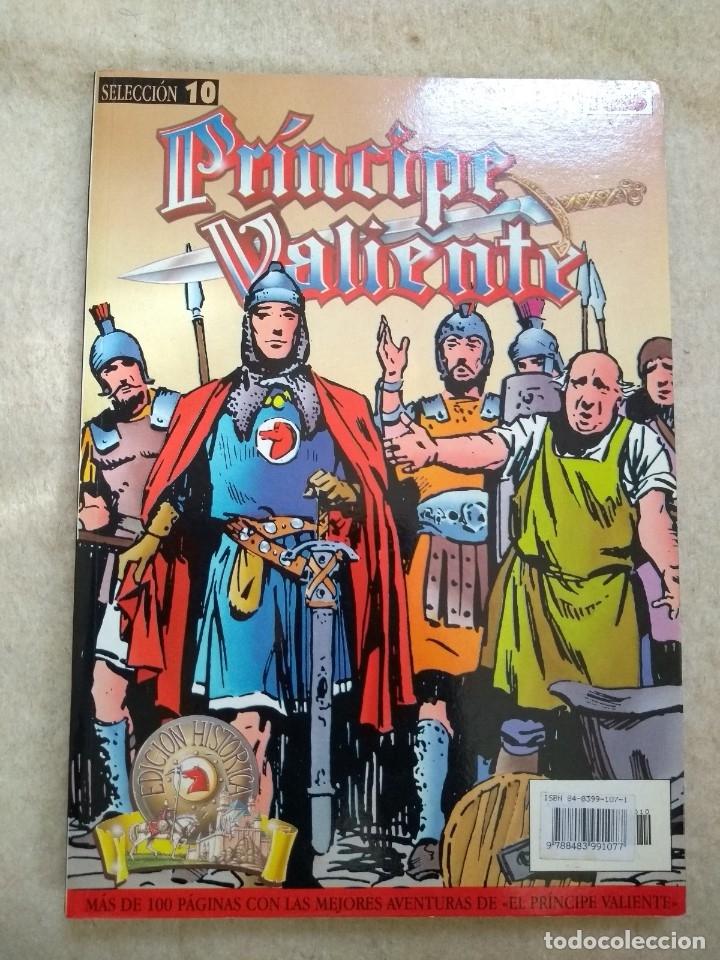 Cómics: Lote El Príncipe Valiente - 9 retapados con 36 fascículos en total - Foto 7 - 172276255