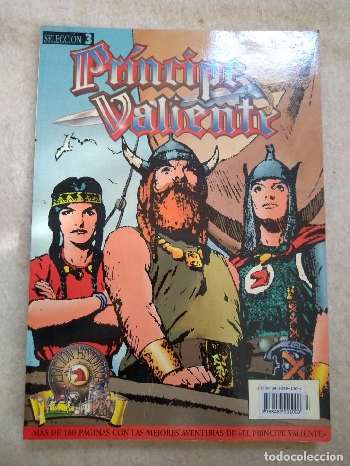 Cómics: Lote El Príncipe Valiente - 9 retapados con 36 fascículos en total - Foto 9 - 172276255