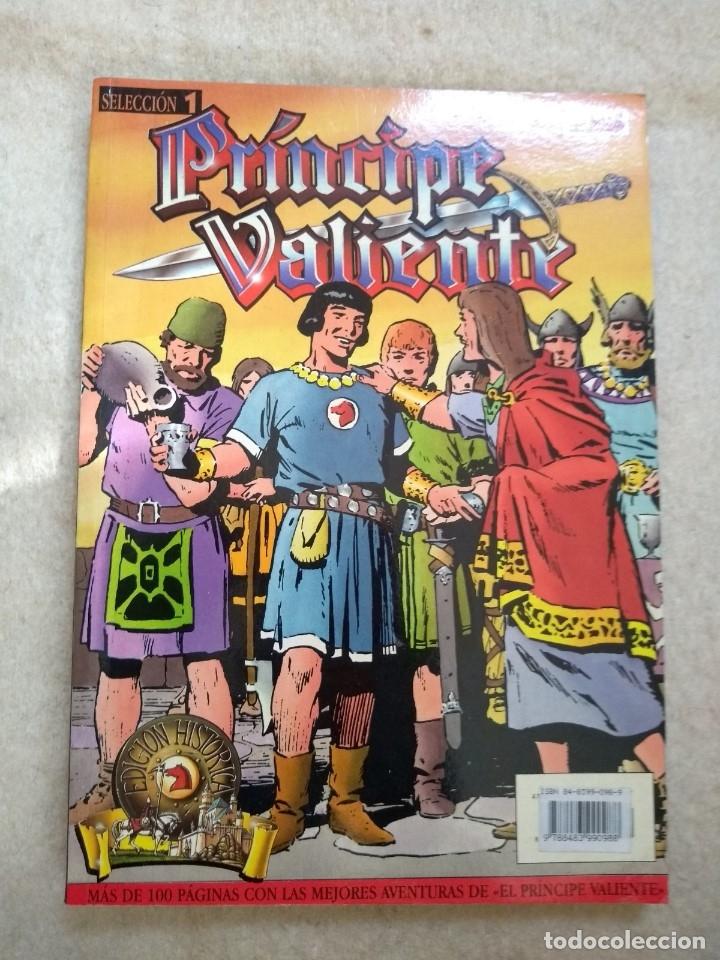 Cómics: Lote El Príncipe Valiente - 9 retapados con 36 fascículos en total - Foto 10 - 172276255