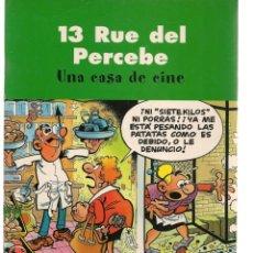 Cómics: 13 RUE DEL PERCEBE. UNA CASA DE CINE. EDICIONES B. 2003.(B/A21). Lote 172295189