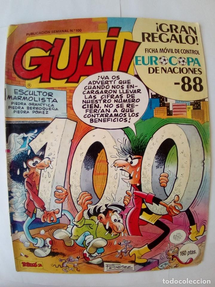 Cómics: LOTE DE 5 COMICS VARIADO-VER FOTOS - Foto 2 - 172322418