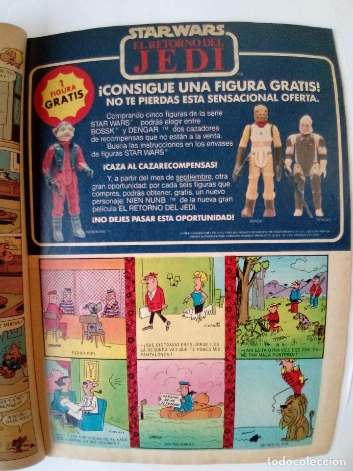 Cómics: LOTE DE 5 COMICS VARIADO-VER FOTOS - Foto 22 - 172322418