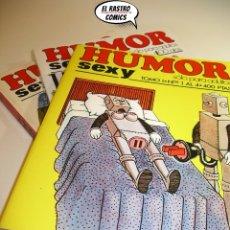 Cómics: HUMOR SEXY, COLECCION COMPLETA Nº 1 AL 10, ED. AMAIKA AÑO 1982 7A. Lote 172338403