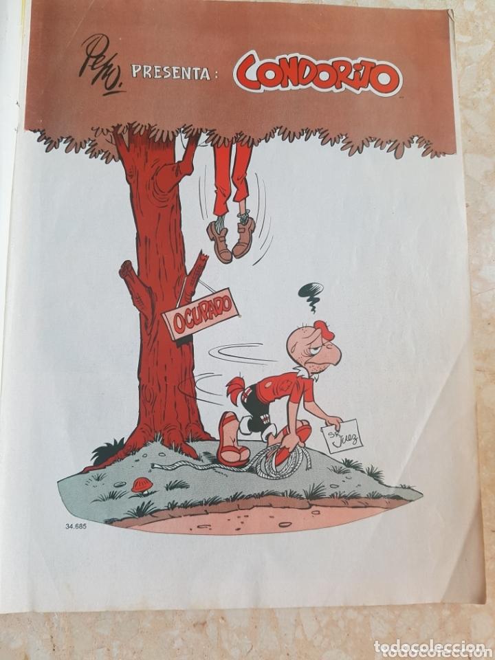 Cómics: Tbo comic Condorito número 305 Editorial Televisa Chile. Feliz año 1998 - Foto 2 - 172349359
