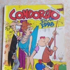 Cómics: TBO COMIC CONDORITO NÚMERO 305 EDITORIAL TELEVISA CHILE. FELIZ AÑO 1998. Lote 172349359