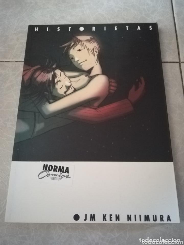 HISTORIETAS DE JM KEN NIIMURA-RECERCA (Tebeos y Comics - Comics otras Editoriales Actuales)