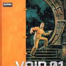 Cómics: VOID 01.NORMA EDITORIAL. Lote 172352628