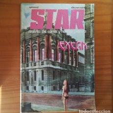 Cómics: STAR 15 EXTRA. PRODUCCIONES EDITORIALES 1975 REVISTA UNDERGROUND COMIX NAZARIO, PAU RIBA, CEESEPE.... Lote 172381415