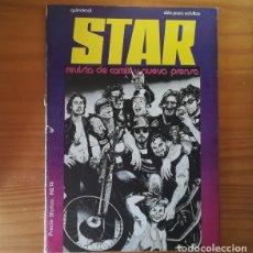 Cómics: STAR 14 PRODUCCIONES EDITORIALES 1975 REVISTA UNDERGROUND COMIX EL HORTELANO, BRUNO ZURDO.... Lote 172381430