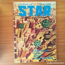 Cómics: STAR 19 PRODUCCIONES EDITORIALES 1976 REVISTA UNDERGROUND COMIX LUIS VIGIL, PATTI SMITH, VAUGHN BODE. Lote 172381459