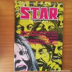 Cómics: STAR 25 PRODUCCIONES EDITORIALES 1976 REVISTA UNDERGROUND COMIX H.P. LOVECRAFT, RAMONES, NAZARIO.... Lote 172381493