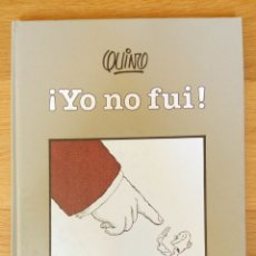 Cómics: YO NO FUI. Lote 172446613
