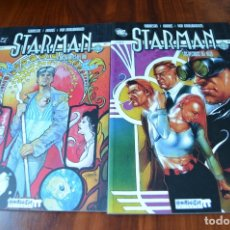 Cómics: STARMAN 1-2. Lote 172448528