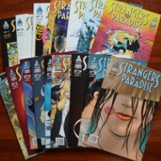 Cómics: STRANGERS IN PARADISE. Lote 172448702