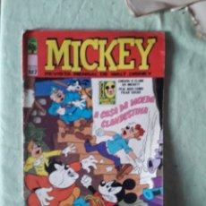 Cómics: TEBEO MICKEY DE DISNEY. Lote 172584932