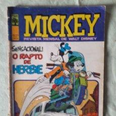 Cómics: TEBEO MICKEY DE DISNEY. Lote 172585008