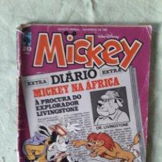 Cómics: TEBEO MICKEY DE DISNEY. Lote 172585103