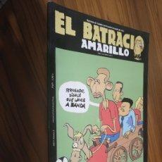 Cómics: EL BATRACIO AMARILLO 3 NACIONAL. REVISTA DE HUMOR DE GRANADA. GRAPA. BUEN ESTADO. RARA.. Lote 182058722