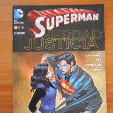 Cómics: SUPERMAN - Nº 45 - DC COMICS - ECC (FE). Lote 172760464