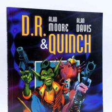 Cómics: COLECCIÓN 2000 AD. DR D.R. & QUINCH (ALAN MOORE / ALAN DAVIS) DUDE, 2001. OFRT ANTES 9E. Lote 194257243