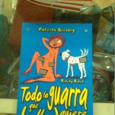 Cómics: BITCHY BITCH. TODO LO GUARRA QUE ELLA QUIERE SER (ROBERTA GREGORY) RECERCA, 2003. Lote 172837344