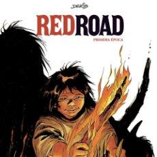 Cómics: CÓMICS. RED ROAD. PRIMERA ÉPOCA - DERIB (CARTONÉ). Lote 194589351
