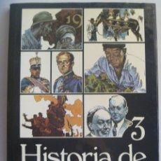 Cómics: ANTONIO HERNANDEZ PALACIOS : HISTORIA DE ANDALUCIA . DE EL MONTE DE SEVILLA. Lote 269441553