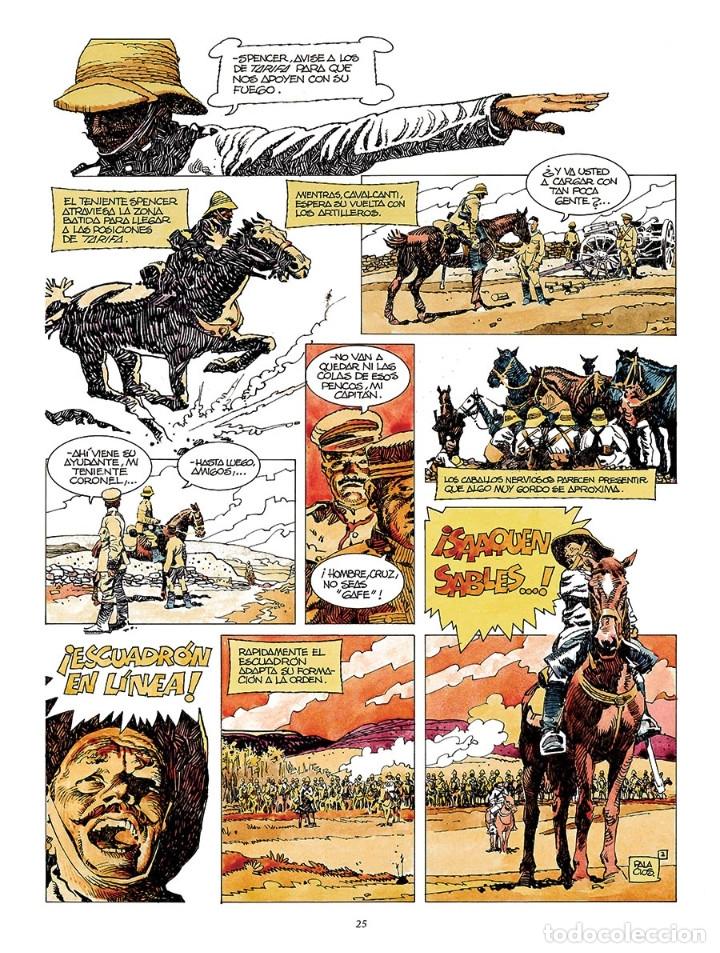 Cómics: Cómics. La paga del soldado - Antonio Hernández Palacios (Cartoné) - Foto 3 - 289216673