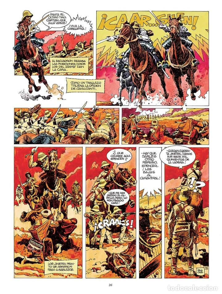 Cómics: Cómics. La paga del soldado - Antonio Hernández Palacios (Cartoné) - Foto 4 - 289216673