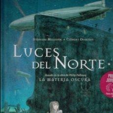 Cómics: LUCES DEL NORTE. Nº 1. NORMA EDITORIAL.. Lote 173040473