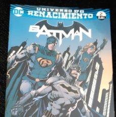 Cómics: BATMAN Nº 2 NUDC ECC. Lote 173051159