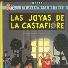 Cómics: TINTIN: LAS JOYAS DE AL CASTAFIORE. Lote 173063159