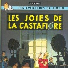 Cómics: TINTIN: LES JOIES DE LA CASTAFIORE. Lote 173063244