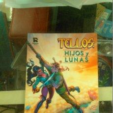 Cómics: IMAGE RECREA - TELLOS HIJOS Y LUNAS NUM. 3. Lote 173066754