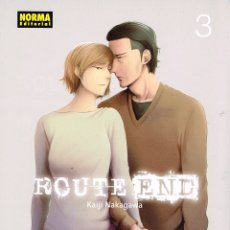 Cómics: ROUTE END.Nº 3.MANGA.NORMA EDITORIAL.. Lote 173133023