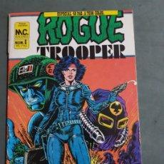 Cómics: ROGUE TROOPER Nº 6 ESTADO NORMAL MAS ARTICULOS NEGOCIABLE. Lote 173163668