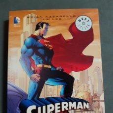 Cómics: SUPERMAN POR EL MAÑANA BEST SELLER TOMO ESTADO MUY BUENO MAS ARTICULOS NEGOCIABLE. Lote 173164400