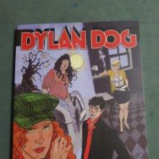 Cómics: DYLAN DOG AMORES PERDIDOS ESTADO MUY BUENO ALETA MAS ARTICULOS. Lote 173289279