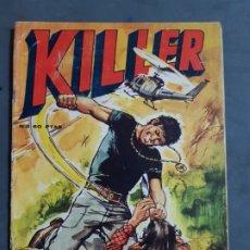 Cómics: KILLER Nº 2 ESTADO NORMAL MAS ARTICULOS NEGOCIABLE. Lote 173415653