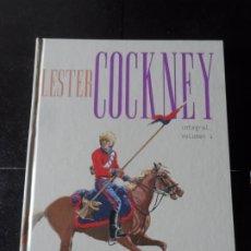 Cómics: LESTER COCKNEY, INTEGRAL 1. AUTOR, FRANZ. IO EDICIONES 2009. Lote 173419778