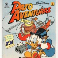 Comics: PATO AVENTURAS. Nº 1. EDITORIAL PRIMAVERA, 1991. (ST/A01). Lote 173454539