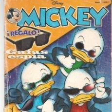 Cómics: MICKEY. Nº 14. EDITADO POR RBA. 2002. (ST/A01). Lote 173455180