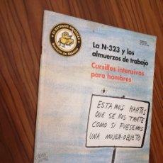 Cómics: EL BATRACIO AMARILLO 23. REVISTA DE HUMOR DE GRANADA. GRAPA. BUEN ESTADO. RARA.. Lote 173505284