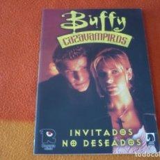 Cómics: BUFFY CAZAVAMPIROS 2 INVITADOS NO DESEADOS ( GOLDEN ) ¡MUY BUEN ESTADO! RECERCA DARK HORSE. Lote 173622669