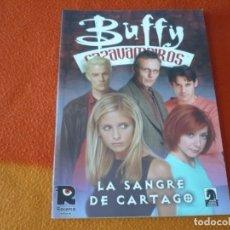 Cómics: BUFFY CAZAVAMPIROS 7 LA SANGRE DE CARTAGO ( GOLDEN WATSON ) ¡MUY BUEN ESTADO! RECERCA DARK HORSE. Lote 173623059