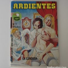 Cómics: ARDIENTES 7 LA CONDESA. COMIC ASTRI RELATOS GRAFICOS PARA ADULTOS. Lote 173623364