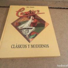 Cómics: COMICS CLASICOS Y MODERNOS - EL PAIS 1988. Lote 173650173